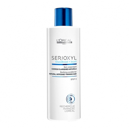 L'Oreal Professionnel Serioxyl: Сериоксил смываемый уход для натуральных волос (Bodifying conditioner for Natural, Noticeably Thinning Hair)