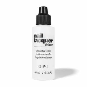 Opi Nail Lacquer: Жидкость для разведения лака (Nail Lacquer Thinner), 60 мл