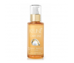 Keune: Масло Кэе Лайн «Шелковый уход» (Satin Oil Treatment Fine To Normal), 95 мл