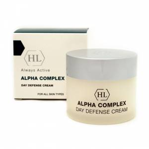 Holy Land Alpha Complex Multi-Fruit System: Day Defense Cream (дневной защитный крем), 50 мл