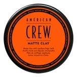 American Crew: Пластичная матовая глина (Matte Clay), 85 гр