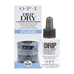 Opi Nail Lacquer: Капли - сушка для лака (Drip Dry Lacquer Drying Drops)