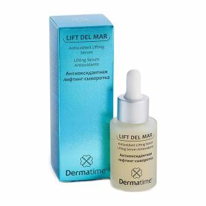 Dermatime Lift Del Mar: Антиоксидантная лифтинг-сыворотка (Antioxidant Lifting Serum), 30 мл
