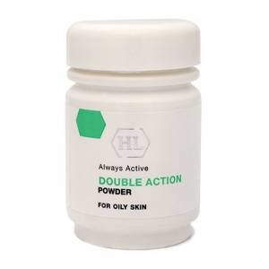 Holy Land Double Action: Treatment Powder (защитная пудра), 45 гр