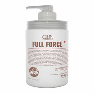 Ollin Professional Full Force: Интенсивная восстанавливающая маска с маслом кокоса (Intensive Restoring Mask with Coconut Oil)
