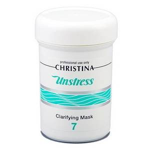 Christina Unstress: Очищающая маска (шаг 7) Clarifying mask, 250 мл