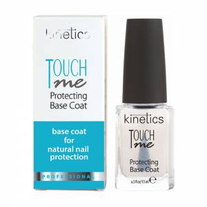 Kinetics: Покрытие базовое (Touch Me Protecting Base Coat), 15 мл