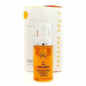 Holy Land C the Success: Concentrated-Natural Vitamin C Serum Millicapsules (милликапсулы), 30 мл