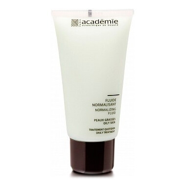 Academie Hypo-Sensible: Нормализующая эмульсия (Normalizing Fluid Moisturizing and Matifying Care), 50 мл