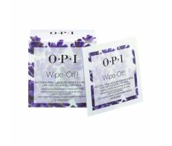 Opi Nail Lacquer: Салфетки без ацетона для снятия лака (Wipe-Off! Acetone-Free Lacquer Remover Wipes), 10 шт