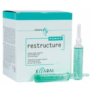 Kaaral Purify: Восстанавливающий лосьон (Intense Repair Treatment), 12 шт по 10 мл