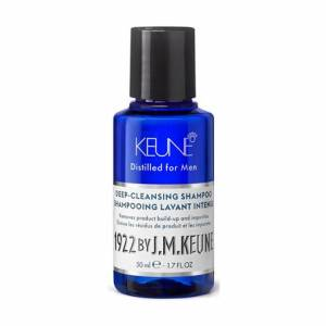 Keune 1922 Care: Очищающий шампунь (Deep-Cleansing Shampoo)