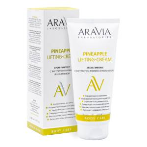 Aravia Laboratories: Крем-лифтинг с экстрактом ананаса и коллагеном (Pineapple Lifting-Cream), 200 мл