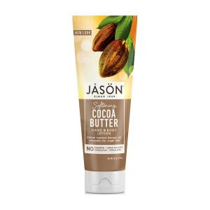 Jason: Лосьон для рук и тела «Какао» (Cocoa Butter Hand & Body Lotion), 227 мл