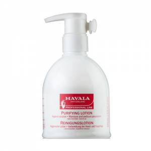 Mavala: Дезинфицирующий лосьон для рук и ног (Disinfectant Lotion for Hands and Feet), 225 мл