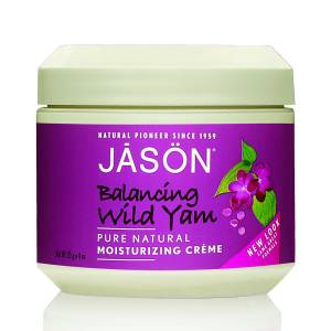 Jason: Крем с диким ямсом (Women Wise Wild Yam Moisturizing Creme), 115 гр
