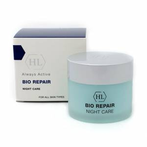 Holy Land Bio Repair: Night care (ночной крем), 50 мл