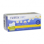 Natracare: Тампоны из натурального хлопка с аппликатором (Cotton Tampons Regular), 16 шт