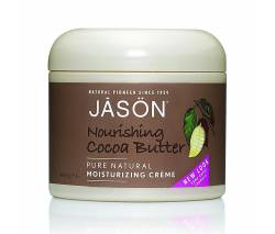 Jason: Крем с маслом какао (Cocoa Butter Creme with Vitamin E), 115 гр
