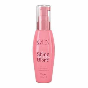 Ollin Professional Shine Blond: Масло Омега-3, 50 мл