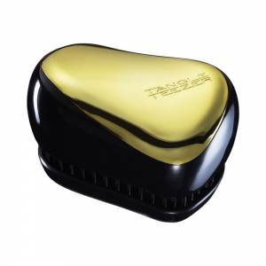 Tangle Teezer: Тангл Тизер Compact Styler Bronze Chrome (золото)