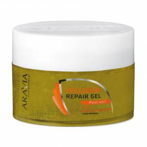 Aravia Professional: Гель с коллагеном восстанавливающий (Collagen Repair Gel Post-Epil), 200 мл