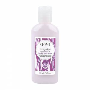 Opi Avojuice: Лосьон для рук Орхидея (Violet Orchid Hand & Body Lotion), 30 мл